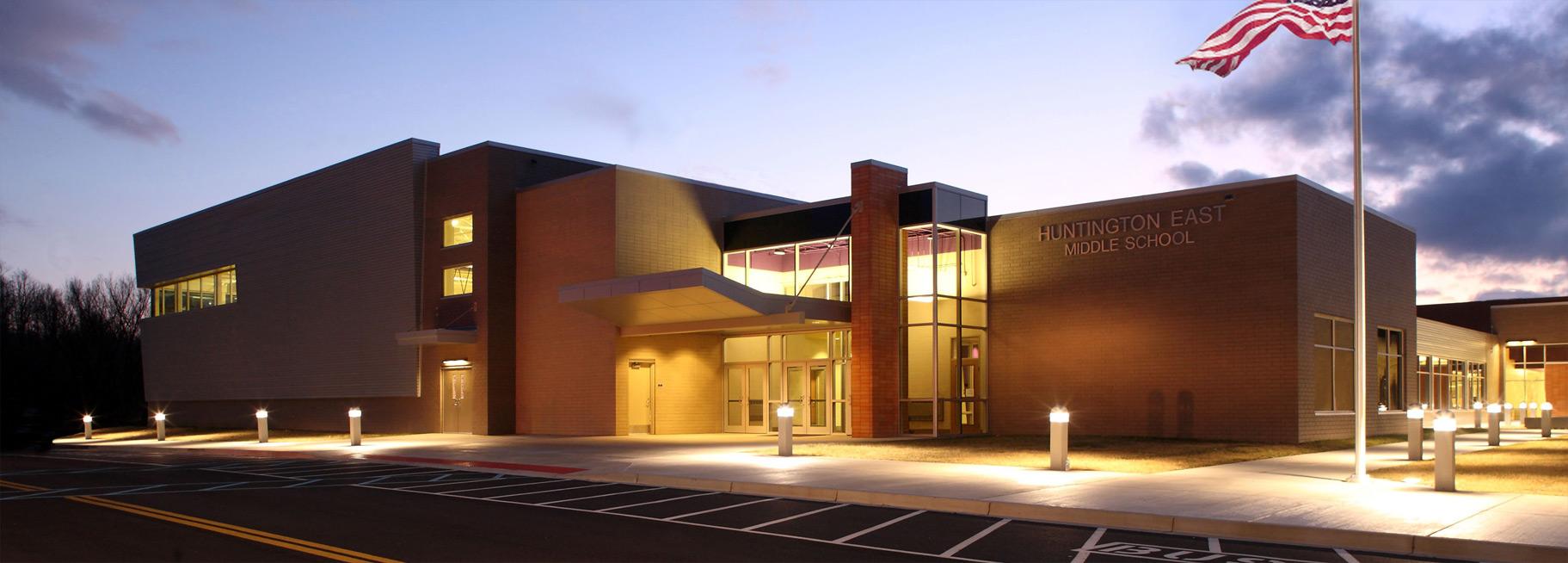 Huntington East Middle School | ZMM Architects & Engineers