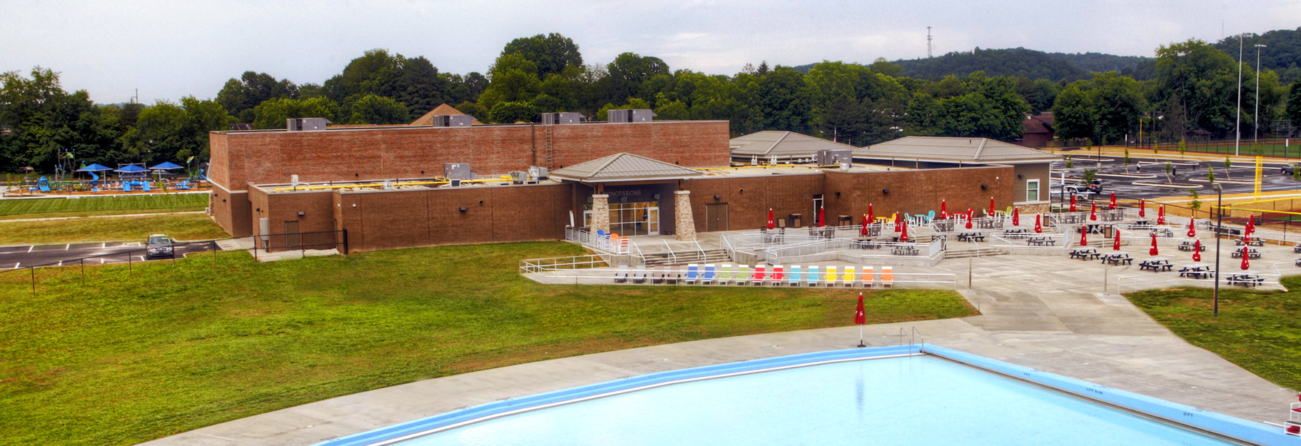 Valley Park Community Center