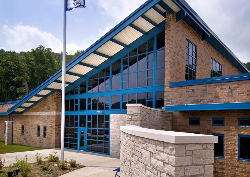 WV Regional Jails & Juvenile Centers | ZMM Architects & Engineers